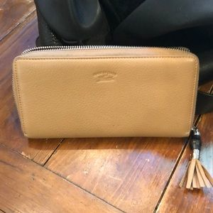 Authentic leather Gucci Wallet